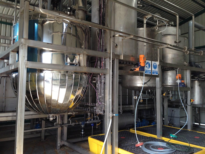 Ampliación de capacidad de producción en Planta de BIOLANDES ESPAÑA en la Puebla de Guzmán
