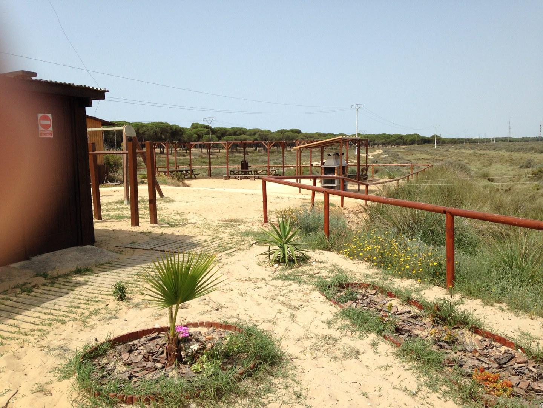 Reforma Instalaciones de Centro recreativo de Pesca Salinas del Astur en Punta Umbría