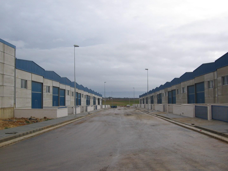 Ejecución de Polígono Industrial en Almonte