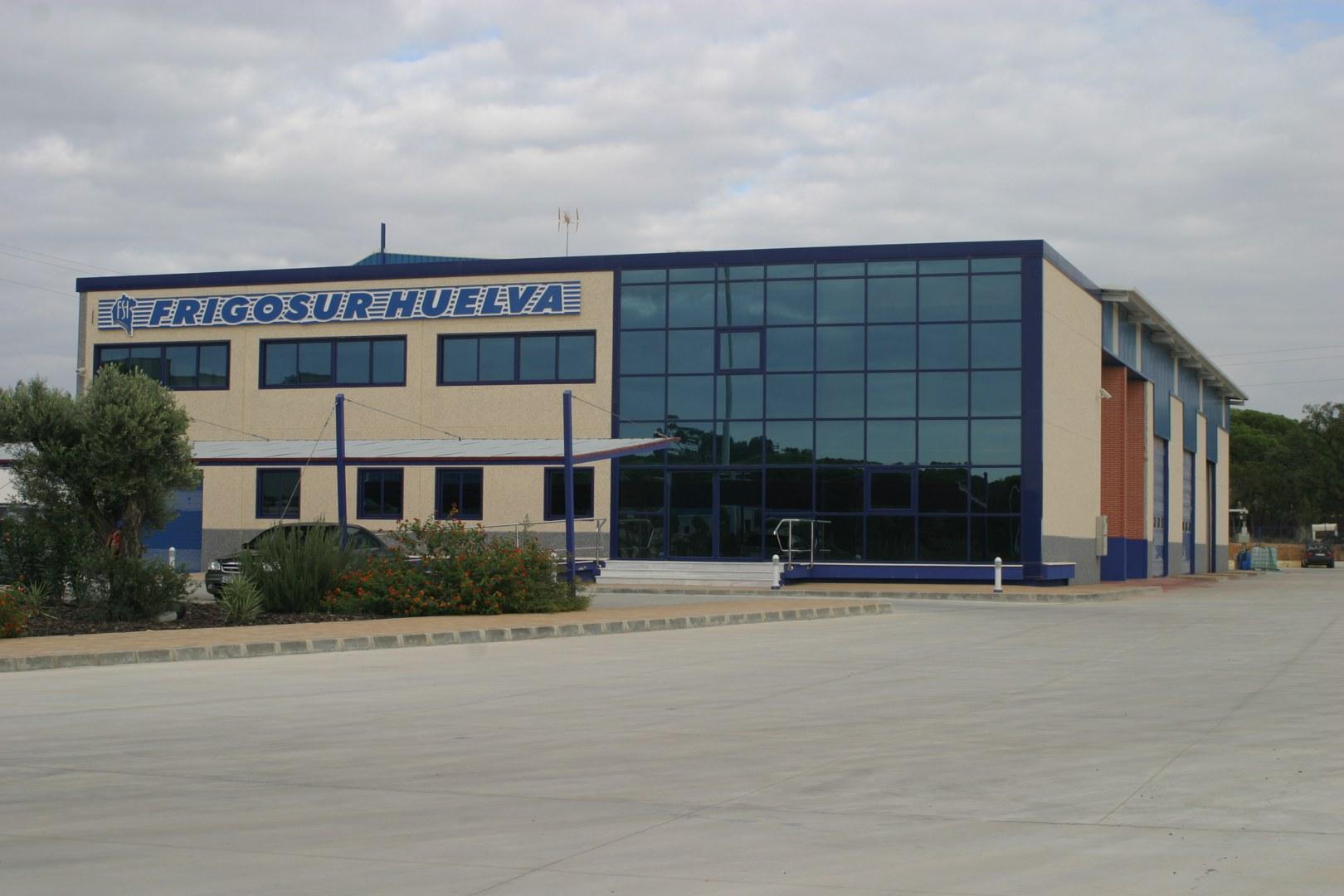 Ejecución de Instalaciones de Cooperativa de Transportes en Bonares